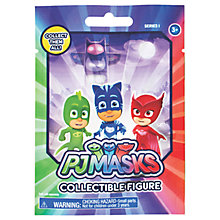 Buy PJ Masks Series 1 Collectable Figure, Assorted Online at johnlewis.com