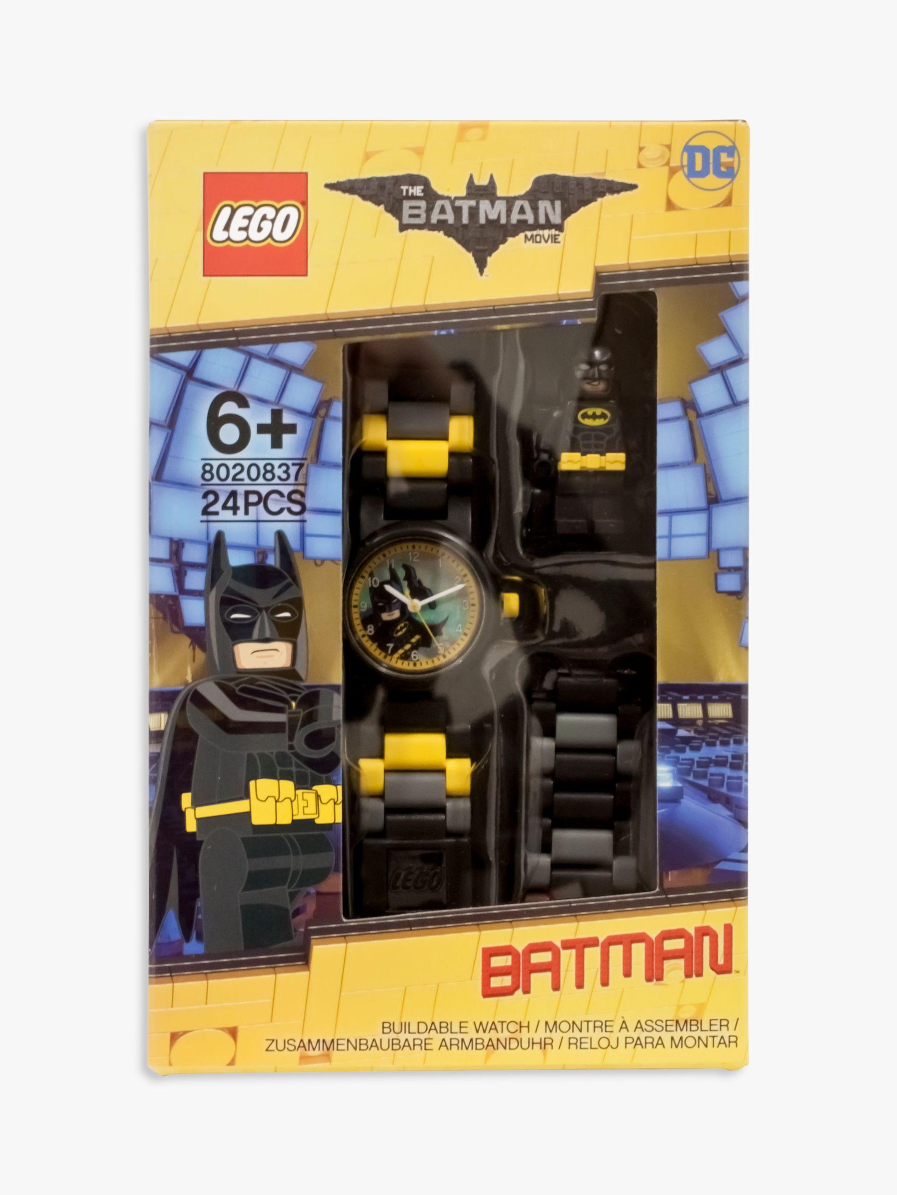 Lego LEGO 8020837 The LEGO Batman Movie Batman Watch