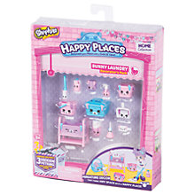 Buy Shopkins Happy Places Bunny Laundry Decorator's Pack Online at johnlewis.com