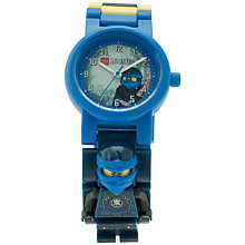 Buy LEGO Ninjago 8020905 Jay Minifigure Buildable Watch Online at johnlewis.com