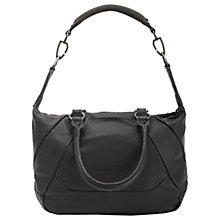 Buy Liebeskind Bambesa Leather Shoulder Strap, Nairobi Black Online at johnlewis.com
