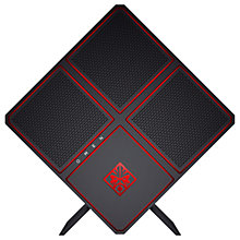 Buy HP OMEN 900-187na Gaming Desktop PC, Intel Core i7, 16GB RAM, 256GB SSD, NVIDIA GTX 1080, Jet Black Online at johnlewis.com