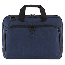 Buy Delsey Esplanade 1 Compartment Briefcase Online at johnlewis.com