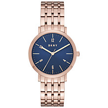 Buy DKNY Women's Minetta Bracelet Strap Watch Online at johnlewis.com