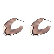 Buy Adele Marie Asymmetric Hoop Earrings Online at johnlewis.com