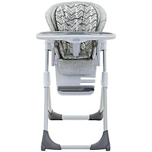 Buy Joie Baby Mimzy LX Highchair, Abstract Arrow Online at johnlewis.com