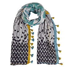 Buy White Stuff Poppy Scarf, Multi Online at johnlewis.com