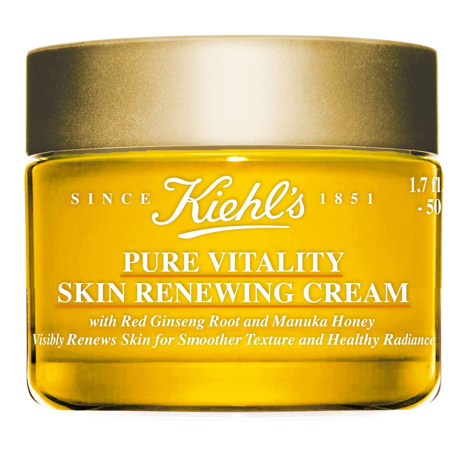 Kiehls Kiehl's Pure Vitality Skin Renewing Cream, 50ml