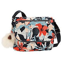 Buy Kipling Irena Shoulder Bag, Pastel Lily Online at johnlewis.com