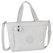 Buy Kipling New Shopper L Large Shopper Bag Online at johnlewis.com