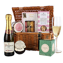 Buy Afternoon Tea Treats Hamper Online at johnlewis.com