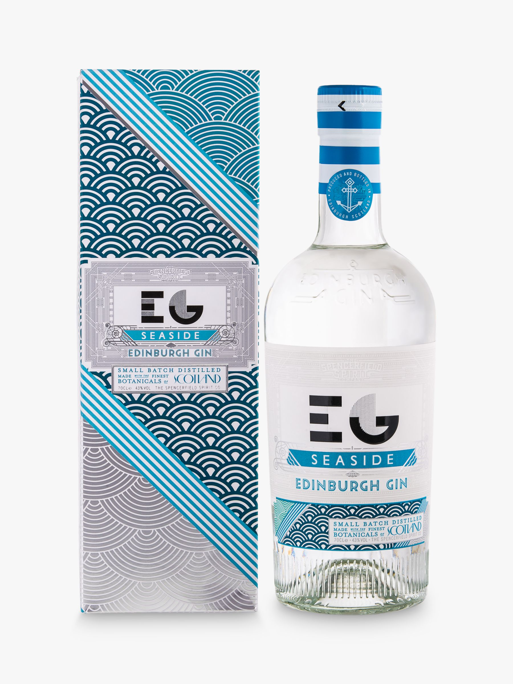 Edinburgh Gin Edinburgh Gin 'Seaside', 70cl
