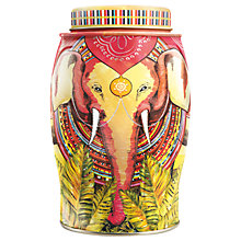 Buy Williamson Teas Kenyan Summer Tea Caddy & 40 Black Tea Bags, 100g Online at johnlewis.com