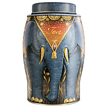 Buy Williamson Teas Elephant Tea Caddy & 40 Earl Grey Tea Bags, 100g Online at johnlewis.com