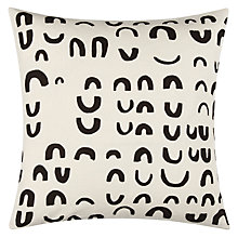 Buy Lucienne Day Magnetic Cushion, Mono Online at johnlewis.com