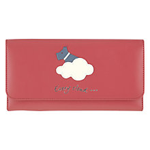 Buy Radley Silver Lining Leather Matinee Purse Online at johnlewis.com