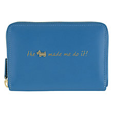 Buy Radley Excuses, Excuses! Medium Zip Purse Online at johnlewis.com