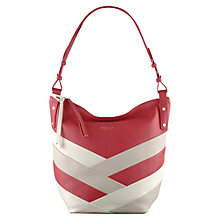 Buy Radley Singer Street Leather Hobo Bag Online at johnlewis.com