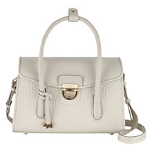 Buy Radley Smith Street Leather Small Grab Bag Online at johnlewis.com