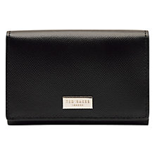 Buy Ted Baker Carlein Leather Mini Purse Online at johnlewis.com