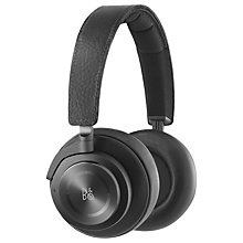 Buy B&O PLAY by Bang & Olufsen Beoplay H9 Wireless Bluetooth Active Noise Cancelling Over-Ear Headphones with Intuitive Touch Controls Online at johnlewis.com