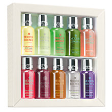 Buy Molton Brown Signature Scent Mini Global Body Wash Collection Online at johnlewis.com