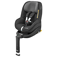 Buy Maxi-Cosi 2wayPearl i-Size Group 1 Car Seat, Black Diamond Online at johnlewis.com