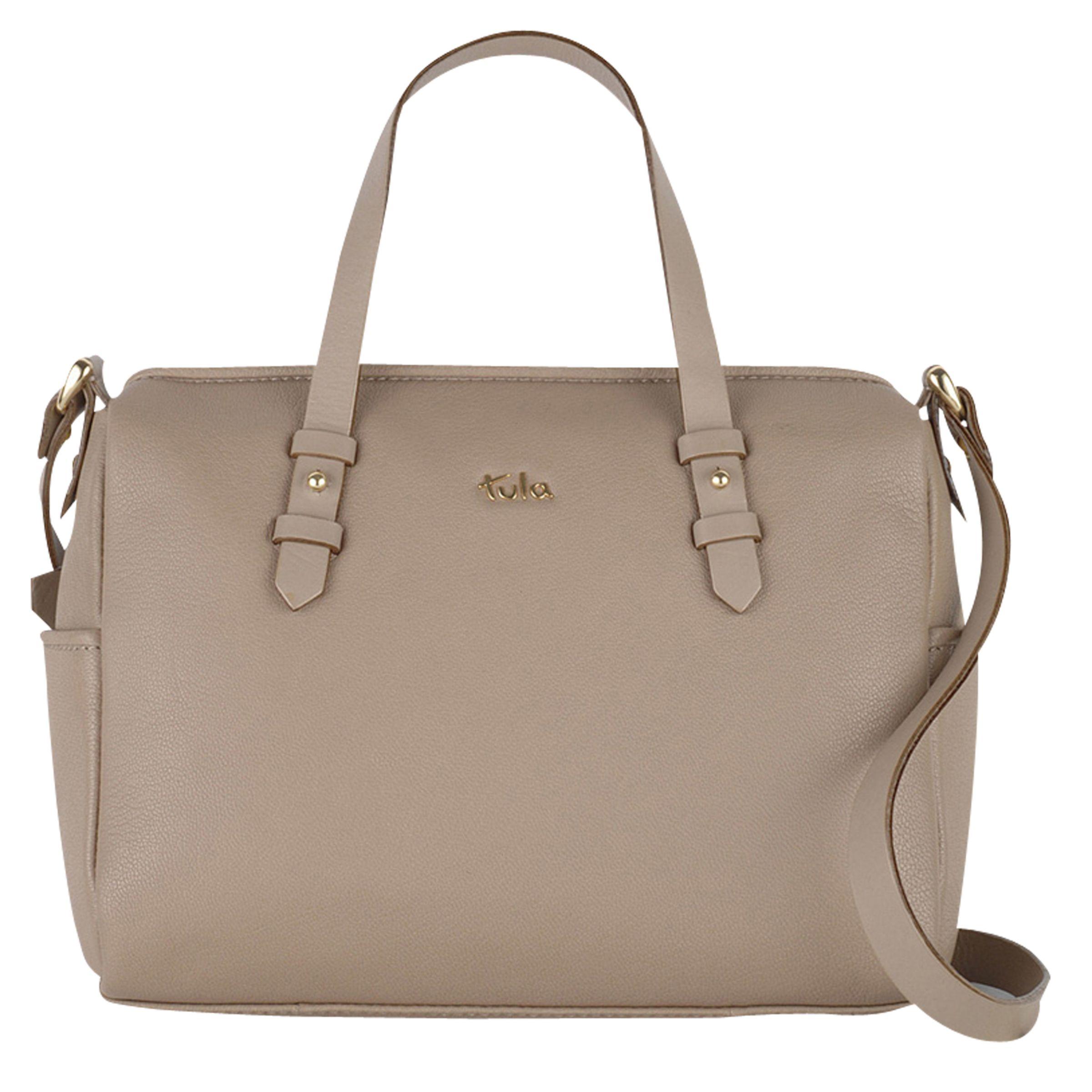Tula Tula Alpine Originals Leather Medium Grab Bag
