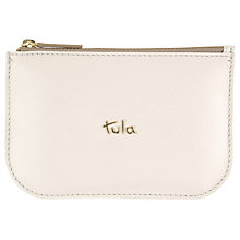 Buy Tula Amy Leather Pouch Online at johnlewis.com