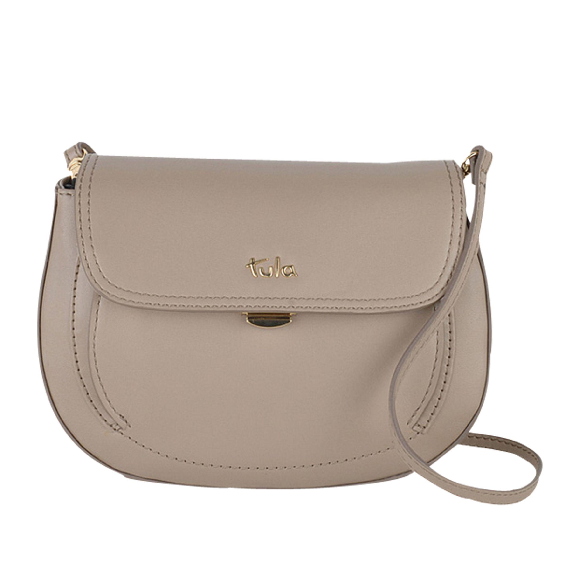 Tula Tula Bella Leather Small Across Body Bag