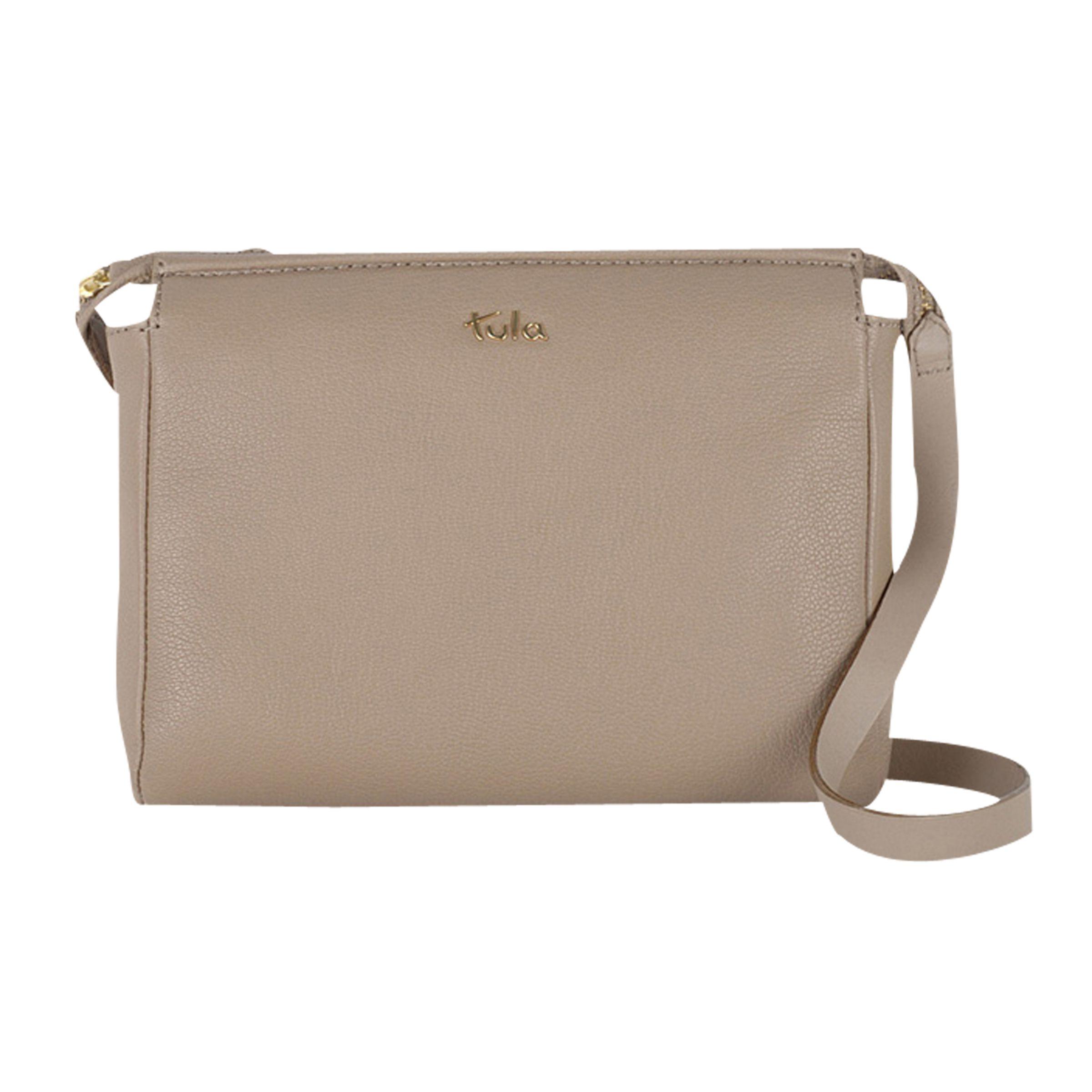 Tula Tula Alpine Originals Leather Small Across Body Bag