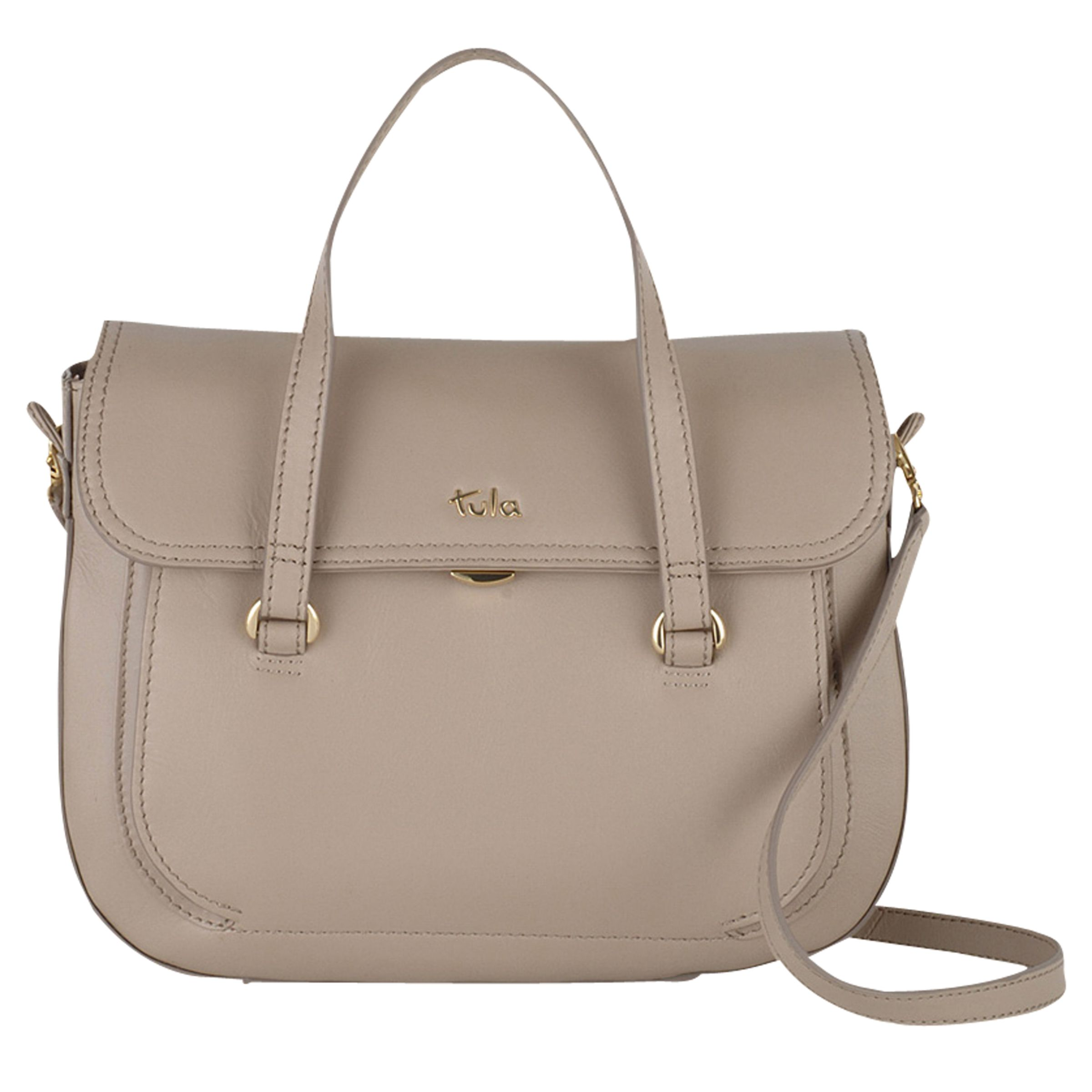 Tula Tula Bella Leather Medium Grab Bag