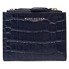 Buy Kurt Geiger Leather Mini Purse Online at johnlewis.com