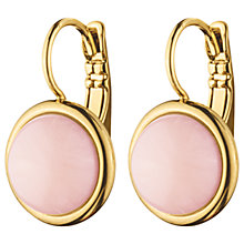 Buy Dyrberg/Kern Round Drop Hook Earrings Online at johnlewis.com