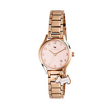 Buy Radley Women's Liverpool Street Date Bracelet Strap Watch Online at johnlewis.com