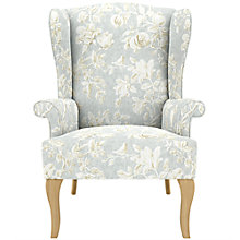 Buy John Lewis Shaftsbury Armchair, Light Leg Online at johnlewis.com
