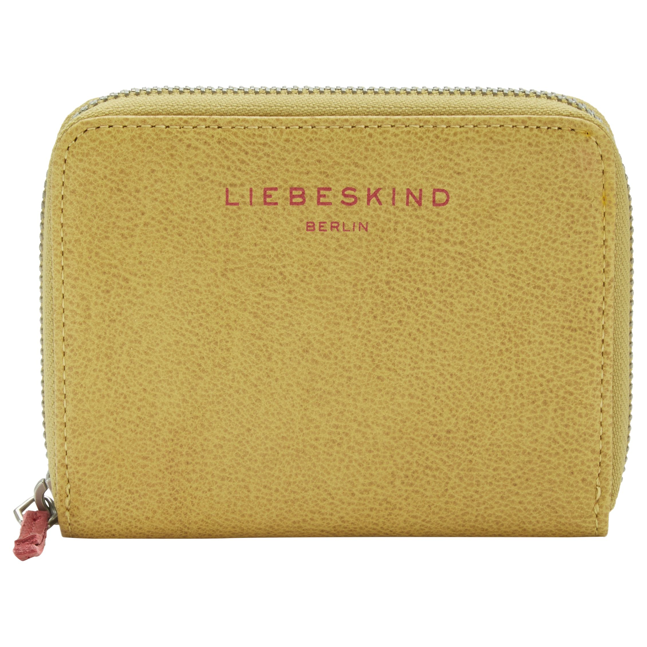 Liebeskind Liebeskind Conny F7 Leather Zip Around Purse