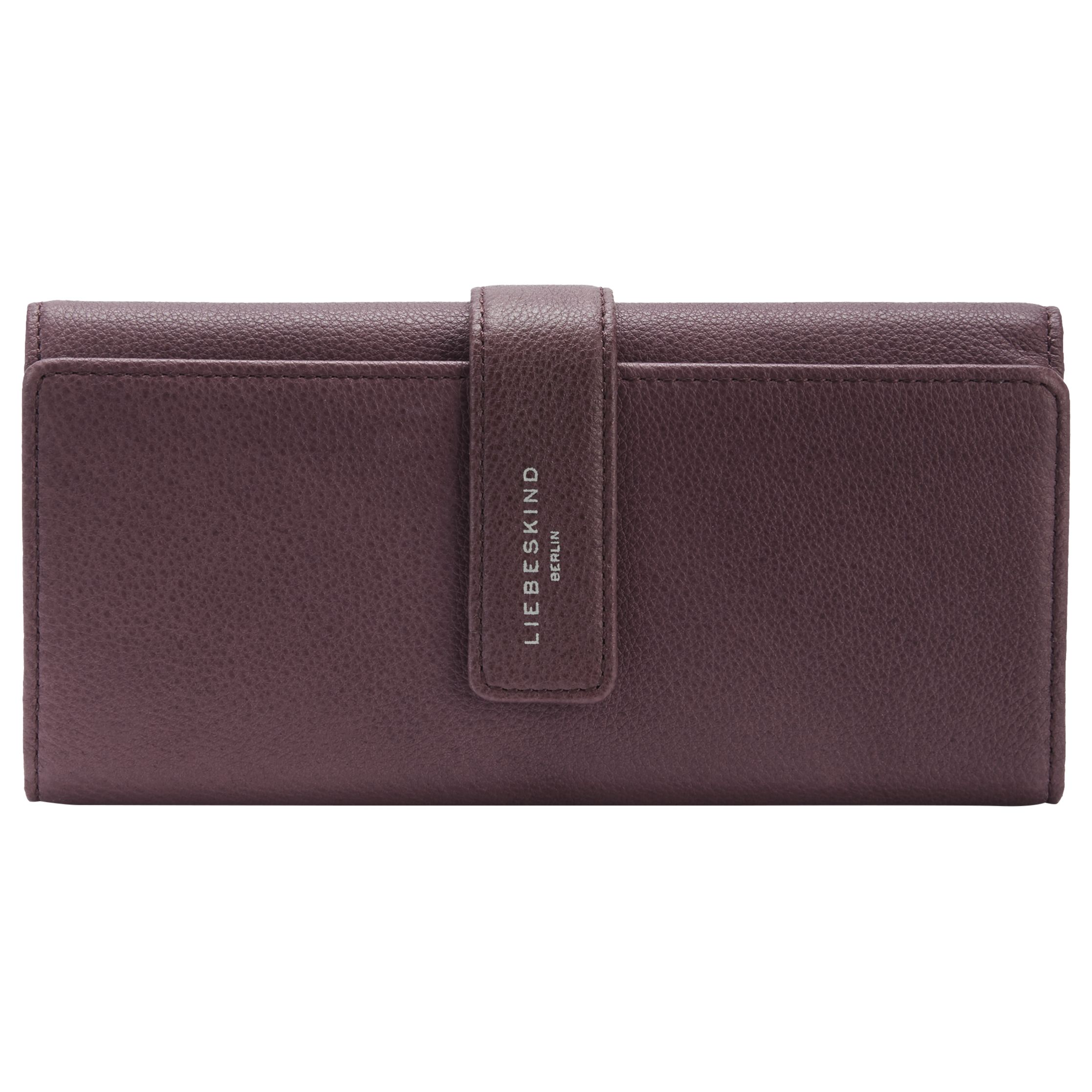 Liebeskind Liebeskind Leonie F7 Leather Purse, Massai Plump