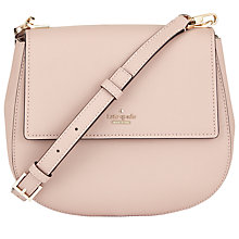 Buy kate spade new york Cameron Street Byrdie Leather Across Body Bag Online at johnlewis.com