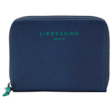 Buy Liebeskind Conny F7 Leather Zip Around Purse Online at johnlewis.com