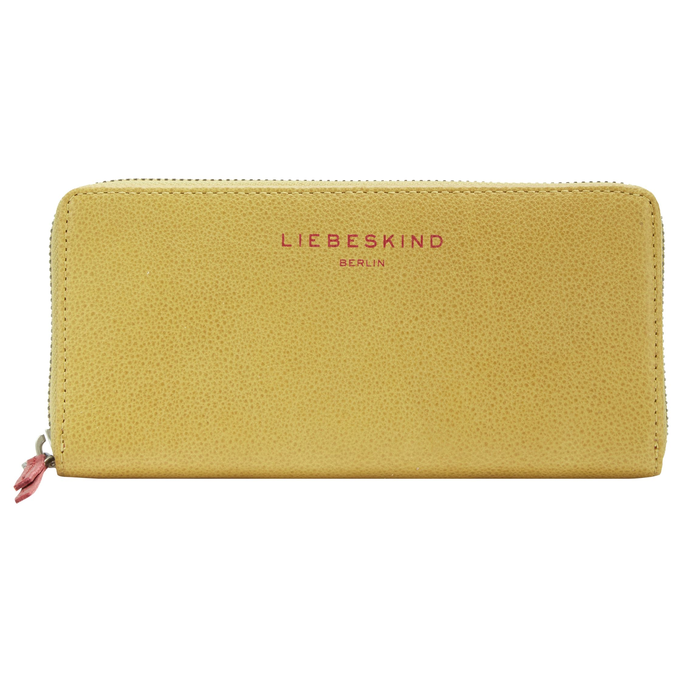 Liebeskind Liebeskind Sally F7 Leather Zip Around Purse