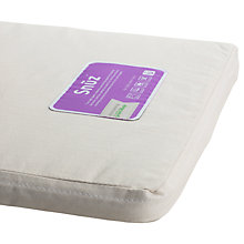 Buy The Little Green Sheep Baby Snuzpod Natural Crib Mattress Online at johnlewis.com