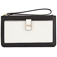 Buy kate spade new york Cameron Street Karolina Leather Wristlet Purse Online at johnlewis.com