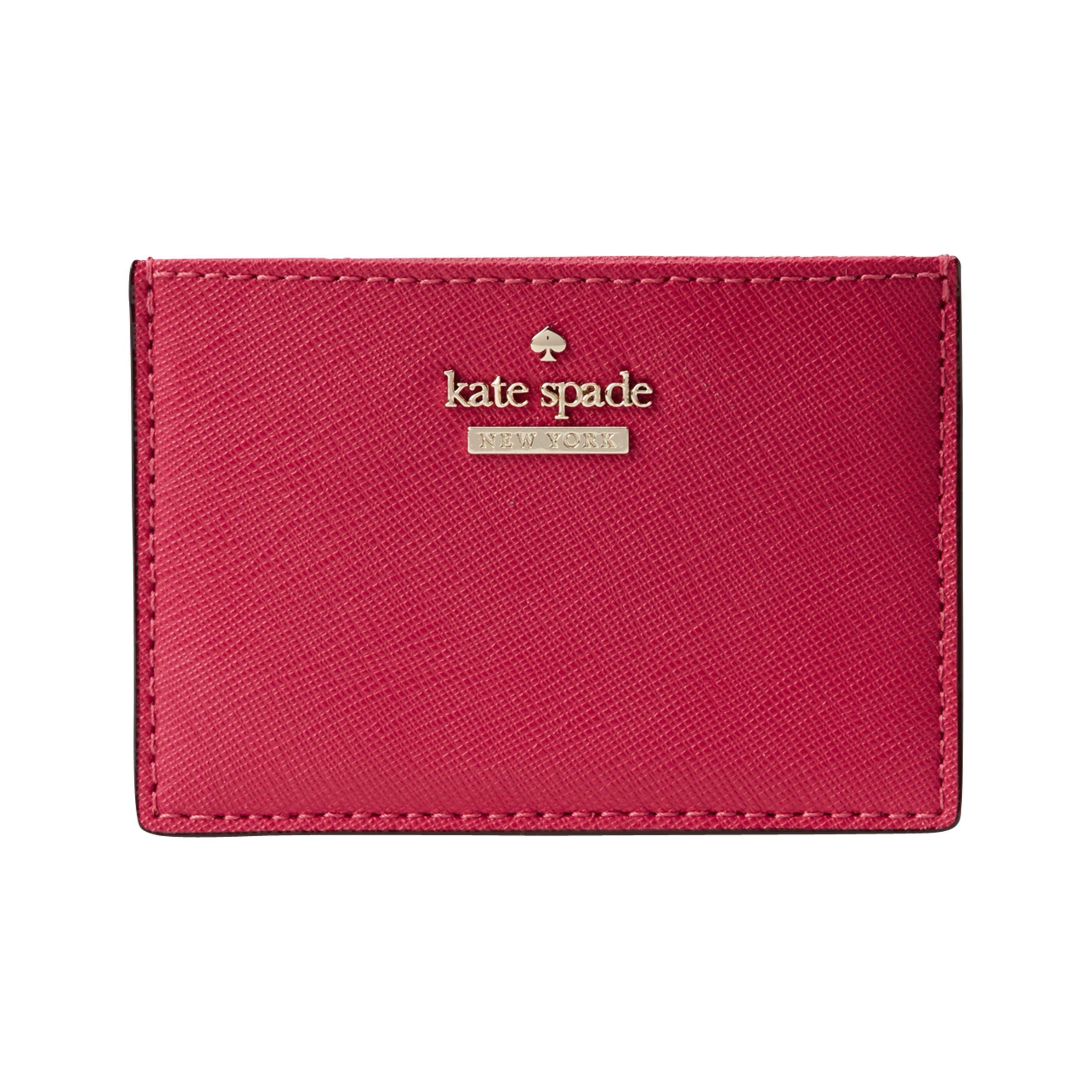 kate spade new york kate spade new york Cedar Street Leather Card Holder