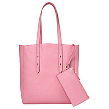 Buy Aspinal of London Essential Leather Tote Bag Online at johnlewis.com