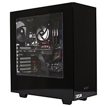 Buy Scan 3XS Gamer 5 1060 Desktop PC, Intel Core i5, 16GB RAM, 1TB HDD + 240 SSD Online at johnlewis.com