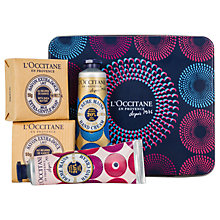 Buy L'Occitane Limited Edition Violet Hand Care Collection Online at johnlewis.com