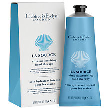 Buy Crabtree & Evelyn La Source Ultra-Moisturising Hand Therapy, 100g Online at johnlewis.com