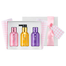 Buy Molton Brown Delectable Delights Bathing & Hand Gift Trio Online at johnlewis.com