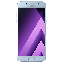 "Buy Samsung Galaxy A5 Smartphone (2017), Android, 5.2"", 4G LTE, SIM Free, 32GB Online at johnlewis.com"